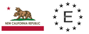 NCR flag and Enclave symbol